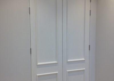 drzwi łukowe