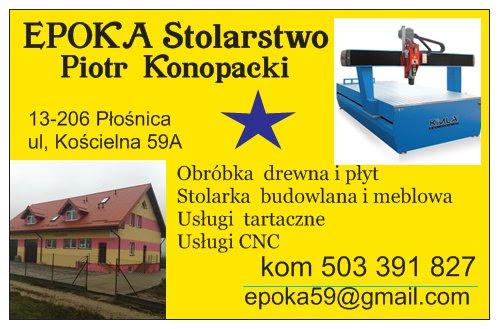 Zakład Stolarski EPOKA